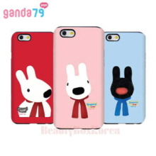 GANDA79 6Items Gaspard&Lisa Double Bumper Phone Case