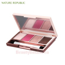 NATURE REPUBLIC Provence Magic Step Eyes 7g [#02 Girlish Pink],NATURE REPUBLIC,Beauty Box Korea