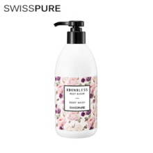 SWISSPURE Eden Bless Body Wash (Rosy Bloom) 500ml, SWISSPURE