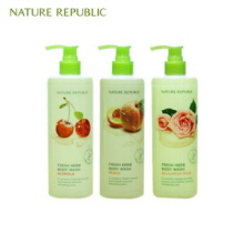 NATURE REPUBLIC Fresh Herb Body Wash 400ml, NATURE REPUBLIC