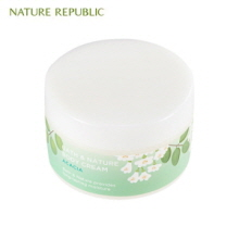 NATURE REPUBLIC Bath&Nature Acacia Body Cream 180ml, NATURE REPUBLIC