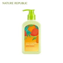 NATURE REPUBLIC Bath&Nature Body Wash 250ml, NATURE REPUBLIC