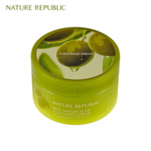 NATURE REPUBLIC Real Nature Olive Cleansing Cream 200ml, NATURE REPUBLIC