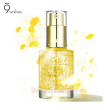 9WISHES  Yuzu Capsule Essence 30ml