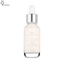 9 WISHES Perfect Ampule Collagen Serum 25ml, 9 WISHES