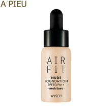 A'PIEU Air Fit Nude Foundation (Moisture) 18g, A'Pieu