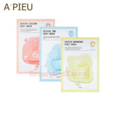A'PIEU Cicative Sheet Mask 22g*5ea