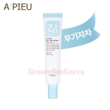 A'PIEU Cicative Zinc Sun Cream SPF50+ PA+++ 40g