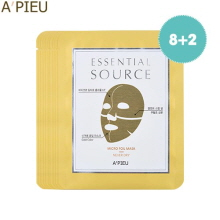 A'PIEU Essential Source Micro Foil Mask (Never Dry) 25g x 10sheet, A'Pieu