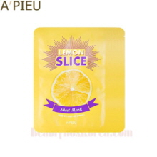 A'PIEU Lemon Slice Sheet Mask 20g(12ea)*5ea, A'Pieu