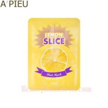A'PIEU Lemon Slice Sheet Mask 20g(12ea), A'Pieu