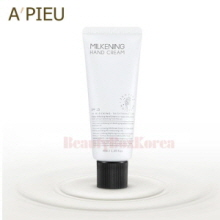 A'PIEU Milkening Hand Cream SPF15 40ml (Brightening)
