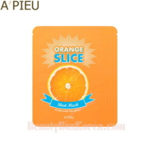 A'PIEU Orange Slice Sheet Mask 20g(12ea)*5ea, A'Pieu