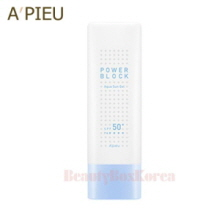 A'PIEU Power Block Aqua Sun Gel SPF50+ PA++++ 50ml