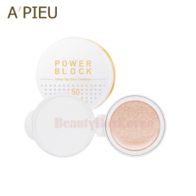 A'PIEU Power Block Tone Up Sun Cushion SPF50+ PA++++ 14g (Refill)