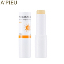 A'PIEU Pure Block Natural Sun Stick 13g, A'Pieu
