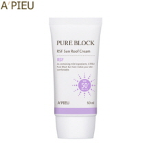 A'PIEU Pure Block RSF Sun Roof Cream 50ml, A'Pieu