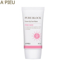 A'PIEU Pure Block Tone-Up Sun Base SPF50+/PA+++ 50ml, A'Pieu