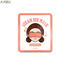 A'PIEU Steam Eye Mask 5ea,A'Pieu,Beauty Box Korea