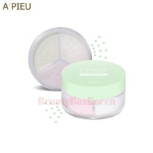 A'PIEU Triple Correcting Powder 3g*3 #Pastel Veil