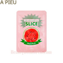 A'PIEU Watermelon Slice Sheet Mask 20g(12ea), A'Pieu