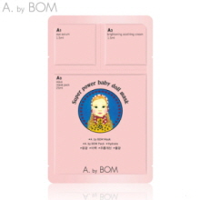 A. BY BOM Super Power Baby Doll Mask 1ea, Own label brand