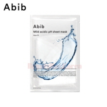 ABIB Mild Acidic PH Sheet Mask Aqua Fit 30ml