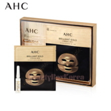 AHC Brilliant Gold 1.5ml*5ea+Hydrogel Mask 30g*5ea