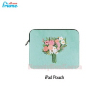 ALL NEW FRAME Rose iPad Pouch 1ea