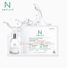 AMPLE:N Hyalron Shot 2 Step Mask 23ml*10ea