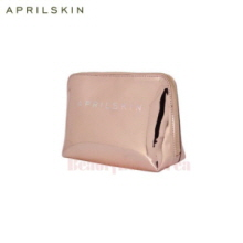 APRIL SKIN Pink Mirror Pouch 1ea