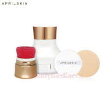 APRIL SKIN Rose Glam Moisture Cover Foundation SPF 30 PA +++ 20g