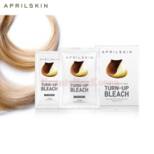 APRIL SKIN Turn-Up Bleach 30ml/10g 4ea