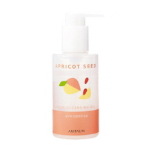 ARITAUM Apricot Seed Deep Cleansing Oil 150ml, ARITAUM