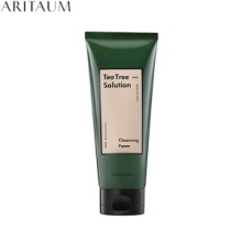 ARITAUM Teatree Solution Cleansing Foam 150ml, ARITAUM
