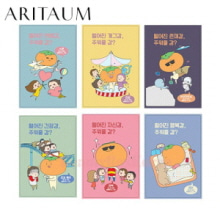 ARITAUM The Gam Series Mask 23ml*10ea,ARITAUM