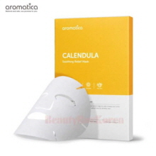 AROMATICA Calendula Soothing Relief Mask 21g*5ea