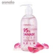 AROMATICA Damask Rose Soothing Gel 300ml