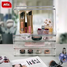 ATIC Cosmetics Holder 400 width 2drawers