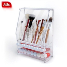 ATIC Makeup Brush and Lipstick Holder 1ea