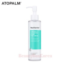 ATOPALM Real Barrier Control-T Cleansing Foam 180g