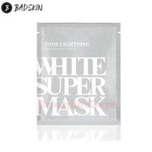 BAD SKIN Tone Brightning White Super Mask 25ml