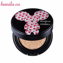 BANILA CO. It Radiant CC Cover Cushion (IPHORIA Collaboration) 12g*2 + Case + Puff 2ea, BANILA CO.