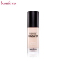 BANILA CO. Radiant Longwear Foundation 30ml
