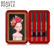 BEATY PEOPLE Lofty Girl Eye Special Make-Up Set 0.3g*4ea