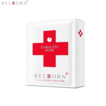 BELBORN Quick Soothing Ampul Mask 28g*10ea