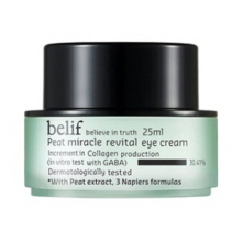 BELIF Peat Miracle Revital Eye Cream 25ml, BELIF
