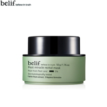 BELIF Peat Miracle Revital Mask 50g, BELIF