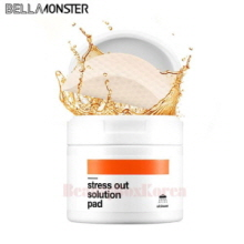 BELLAMONSTER Stress Out Solution Pad 155ml (70ea)