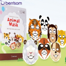 BERRISOM Animal Mask 7Series-1Set 175ml, Berrisom